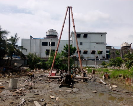 Cast-in-situ Pile, Narayanganj