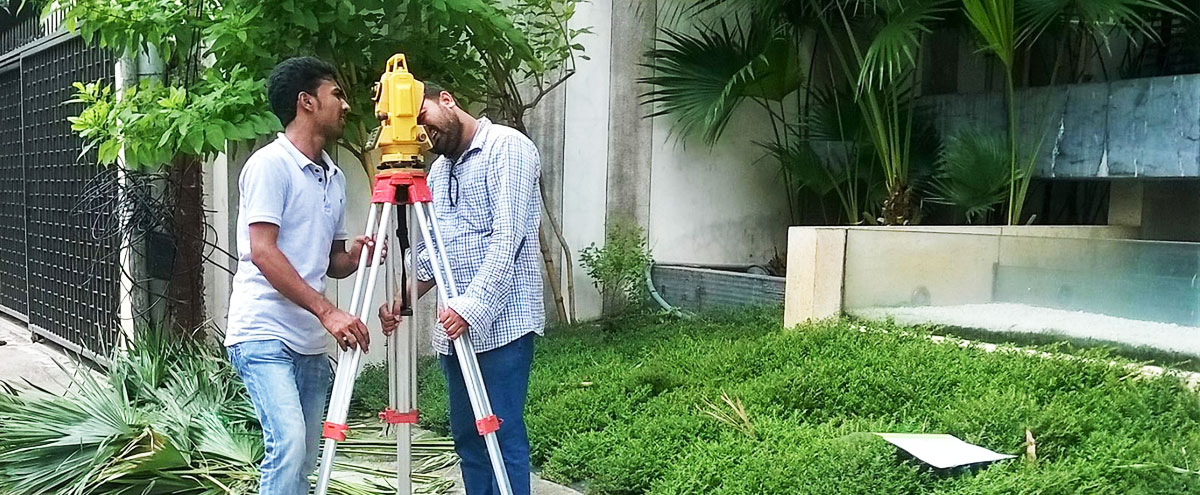 Digital Survey / Digital Land Survey in Bangladesh